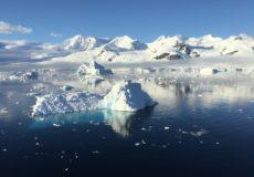 Antarctic wilderness
